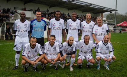 Match contre Saint-Pée-sur-Nivelle