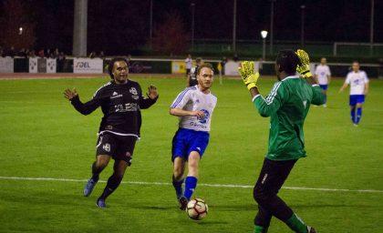 Match contre la Sélection GEODIS
