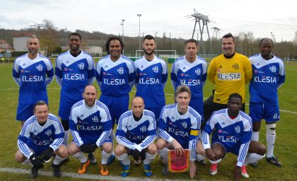 Match contre Beaumont-sur-Oise