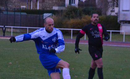 Match contre Beaumont-sur-Oise