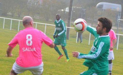 Match contre Coye-la-Forêt
