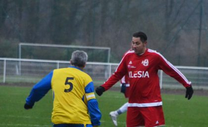 Match contre Thourotte