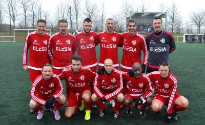 Match contre Courdimanche