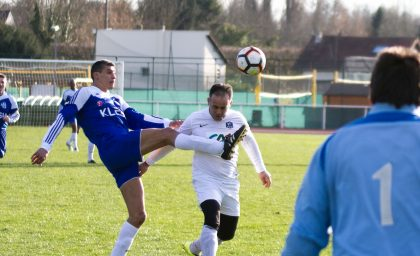 Match contre Saint-Ouen l'Aumône