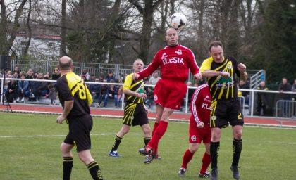 Match contre Bois d'Arcy
