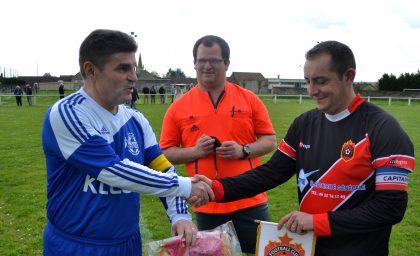 Match contre Boran-sur-Oise