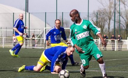 Match contre Romainville
