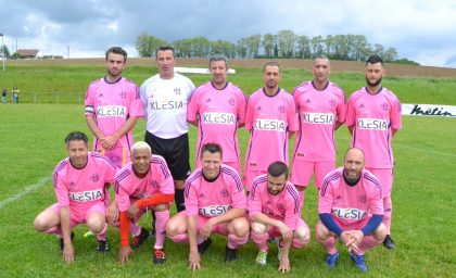 Match contre Chambry