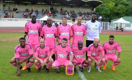 Match contre Draveil