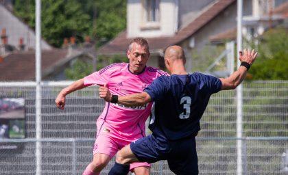 Match contre Tremblay-en-France