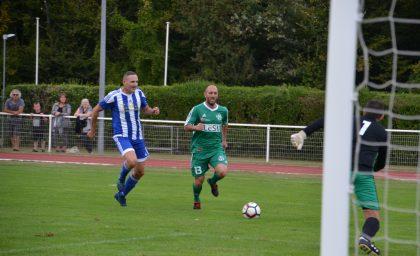 Match contre Orry-la-Ville