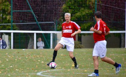 Match contre Velaine-en-Haye