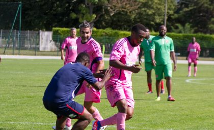 Match contre Sarcelles
