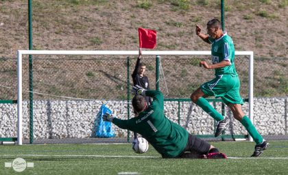 Match contre Boussy-Quincy F.C.