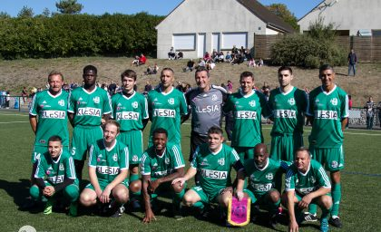 Match contre Boussy-Quincy F.C.