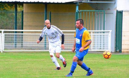 Match contre la Croix Saint-Ouen