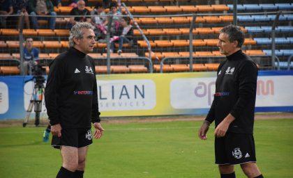 Match contre les Anciens du F.C. Gueugnon
