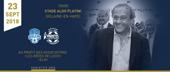 Avant-match : As Velaine-en-Haye / Variétés Club de France