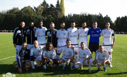 Match contre Crevecoeur Le Grand