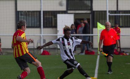 Match contre l'A.S. Toulouse Lardenne