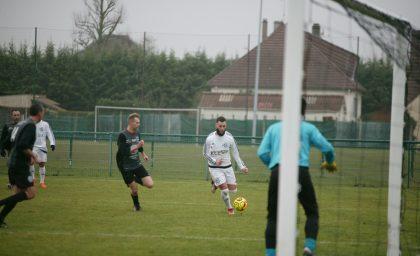 Match contre Chevrières