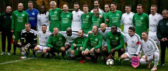 Compte-rendu : Poigny la Forêt - Variétés Club de France (2-6)