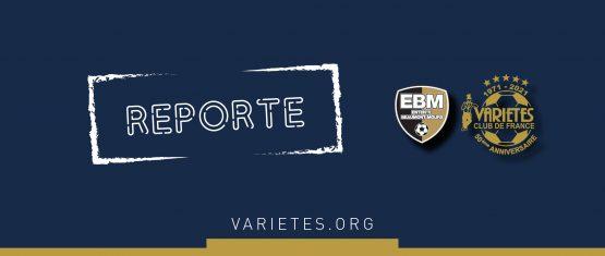 Le match à Beaumont-sur-Oise reporté