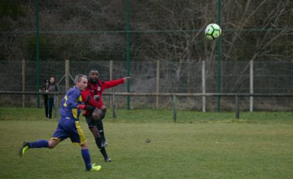 Match contre le Perray-en-Yvelines