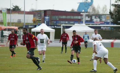 Match contre Barentin