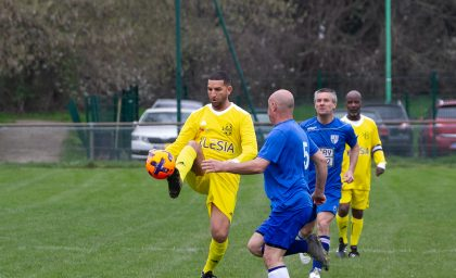 Match contre Collégien
