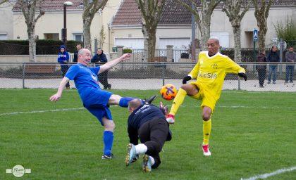 Match contre Collégien