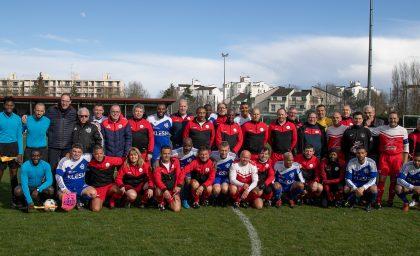 Match Contre Yerres