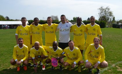 Match contre Canly