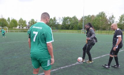 Match contre Courdimanche