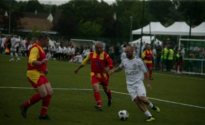 Match contre Coubron