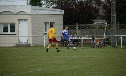 Match contre Ravenel