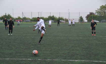 Match contre Hardricourt
