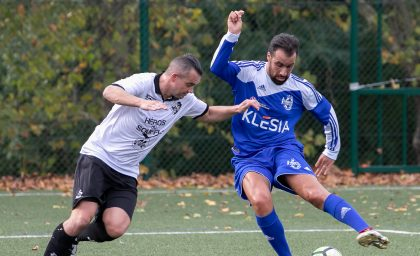 Match contre Boussy-Quincy