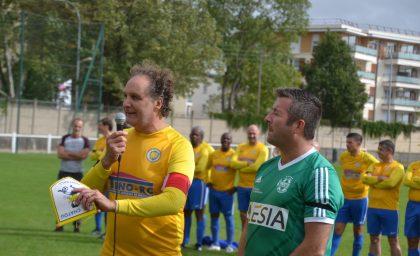 Match contre Chatou