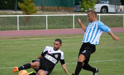 Match contre Soisy-sous-Montmorency