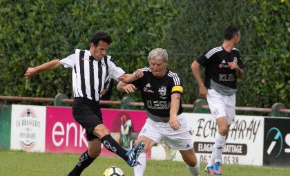 Match contre Real Unión Club
