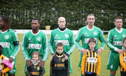 Match contre Froissy