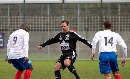 Match contre Charleville-Mézières