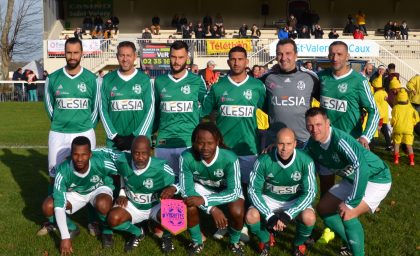 Match contre Saint-Valery-en-Caux