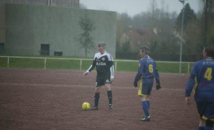 Match contre le Perray-en-Yvelines