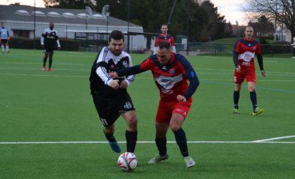 Match contre Magnanville