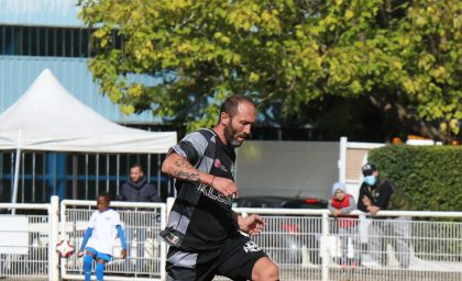 Match contre La Celle-Saint-Cloud