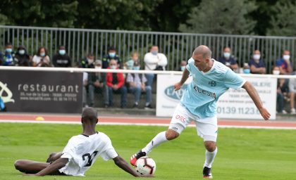 Match contre le CHI PSG (Poissy)