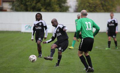 Match contre la Sélection du Groupe ADP