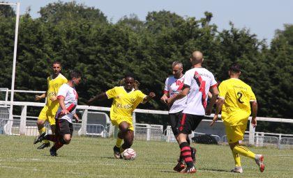 Match contre Neauphle-le-Château